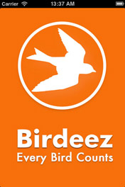 Birdeez Intro Screen